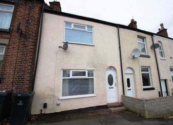 Thumbnail 2 bed terraced house to rent in Station Road, Biddulph, Staffordshire