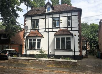 Thumbnail 2 bed flat for sale in Malvern Grove, Didsbury, Manchester