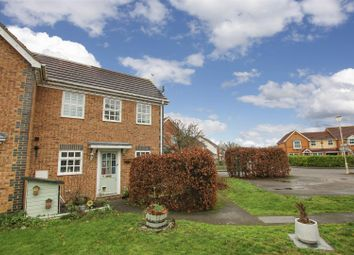 Thumbnail 2 bed end terrace house for sale in Avocet Way, Aylesbury