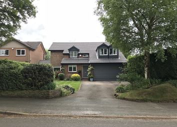 Thumbnail 5 bed detached house for sale in Church Lane, Gawsworth, Macclesfield, Cheshire