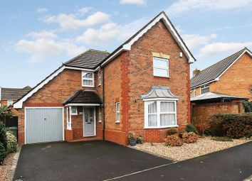 Thumbnail 4 bed detached house for sale in Boundary Way, Glastonbury