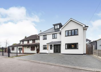 Thumbnail 5 bed detached house for sale in Luxborough Lane, Chigwell