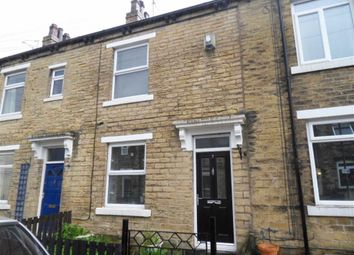 Thumbnail 2 bed terraced house to rent in Whitaker Street, Pudsey, West Yorkshire