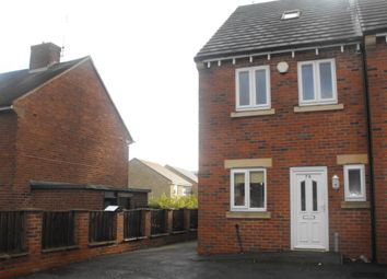 Thumbnail 3 bed town house to rent in Elm Road, Eckington, Sheffield