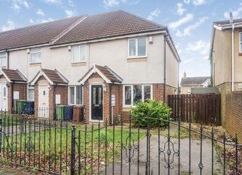 2 bed end terrace house for sale in Kelham Square, Sunderland SR5