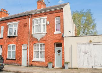Thumbnail 3 bed end terrace house for sale in Lytton Road, Clarendon Park, Leicester