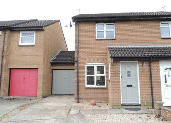 Thumbnail 2 bed semi-detached house to rent in Auburn Avenue, Longwell Green, Bristol
