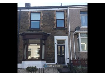Thumbnail 3 bedroom terraced house to rent in Ysgol St, Swansea