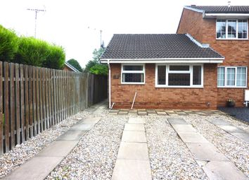 Thumbnail 2 bed bungalow to rent in The Firs, Kingsbury, Tamworth