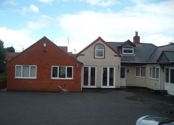 Thumbnail 3 bed bungalow to rent in Wolverley Road, Kidderminster