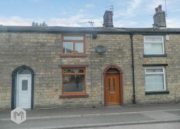 Thumbnail 2 bed cottage for sale in Rochdale Old Road, Bury