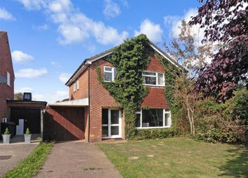Thumbnail 4 bed detached house for sale in Bay Close, Horley, Surrey
