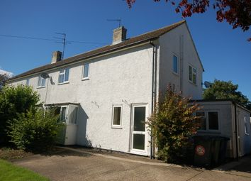 Thumbnail Semi-detached house to rent in Brewery Road, Pampisford, Cambridge