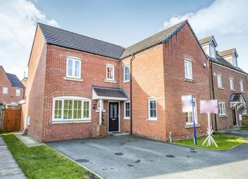 Thumbnail 4 bed detached house for sale in Vale Gardens, Ince, Wigan, Greater Manchester