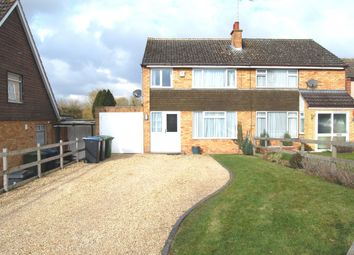 Thumbnail 3 bed semi-detached house to rent in Roman Way, Alcester