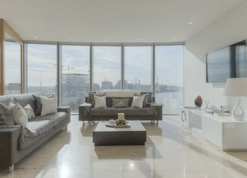 Thumbnail 2 bed flat to rent in The Tower, St. George Wharf, Vauxhall, London