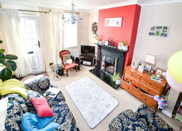Thumbnail 3 bedroom terraced house for sale in Creek Road, March