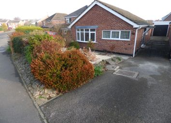 Thumbnail 2 bed detached bungalow to rent in Marlborough Way, Ashby De La Zouch, Leicestershire