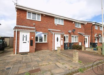Thumbnail 2 bed end terrace house for sale in Sutcliffe Court, Darlington