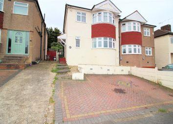 Thumbnail 3 bedroom end terrace house for sale in Edendale Road, Barnehurst, Kent