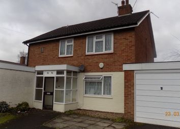 Thumbnail 2 bed flat to rent in Farmstead Road, Solihull