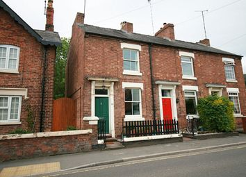 Thumbnail 2 bed terraced house for sale in High Street, Repton, Derby