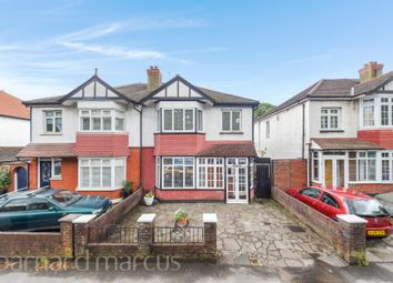 Thumbnail 3 bedroom semi-detached house for sale in Croydon Road, Wallington