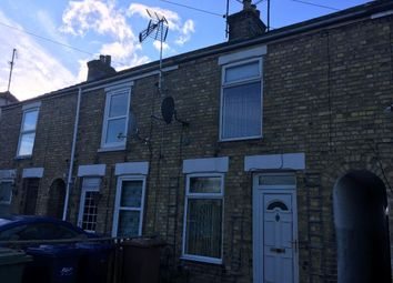 Thumbnail 2 bed terraced house to rent in Horseshoe Terrace, Wisbech