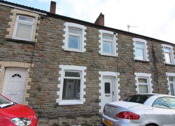 Thumbnail 3 bed terraced house to rent in Grove Street, Newbridge, Newport