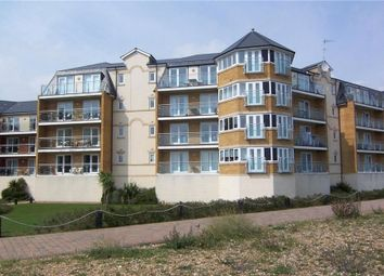 Thumbnail 2 bed flat for sale in San Diego Way, Eastbourne, East Sussex