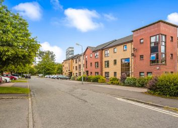 Thumbnail 2 bed flat for sale in Hopehill Gardens, Glasgow