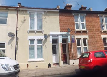 Thumbnail 4 bed terraced house to rent in Percy Road, Southsea, Hampshire