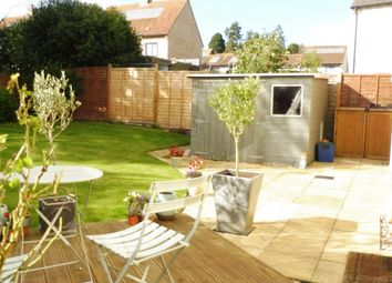 Thumbnail 4 bed terraced house for sale in Ashby Wood Drive, Upton, Northampton