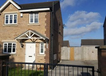 Thumbnail 3 bed semi-detached house to rent in Rowantree Drive, Idle, Bradford