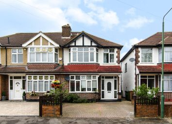 Thumbnail 3 bed property to rent in Egham Crescent, Sutton
