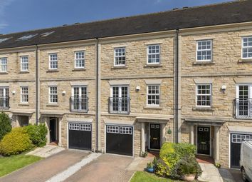 Thumbnail 4 bedroom town house for sale in Ron Lawton Crescent, Burley In Wharfedale, Ilkley