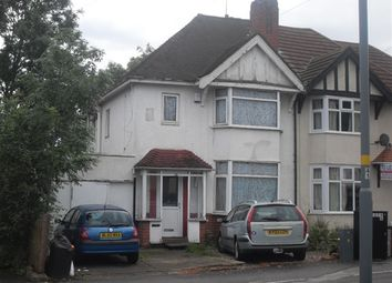Thumbnail 3 bedroom shared accommodation to rent in Harborne Lane Selly Oak, Birmingham B29, Birmingham,