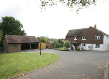 Thumbnail 4 bed detached house for sale in Denbigh Road, Hooe