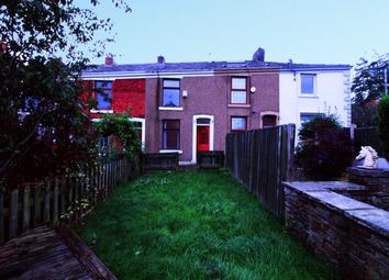 Thumbnail 2 bed terraced house for sale in Haydock Street, Blackburn, Lancashire
