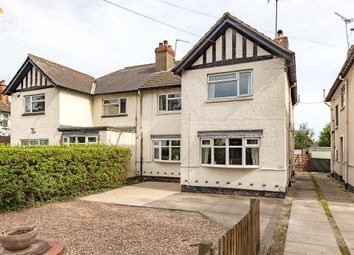Thumbnail 4 bed semi-detached house for sale in Ashby Road, Scunthorpe