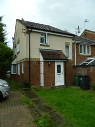 Thumbnail 1 bed terraced house to rent in Little Copse Chase, Basingstoke