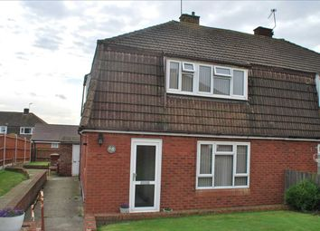 Thumbnail 3 bed semi-detached house for sale in Robson Drive, Hoo St Werburgh, Rochester
