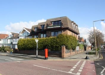 Thumbnail 2 bed flat for sale in Chalkwell Esplanade, Westcliff-On-Sea