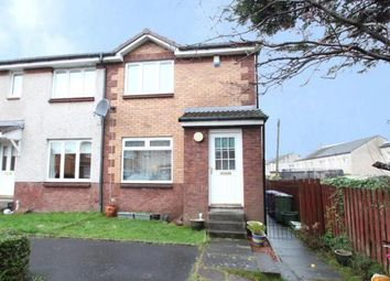 Thumbnail 2 bedroom end terrace house for sale in Felton Place, Yoker, Glasgow
