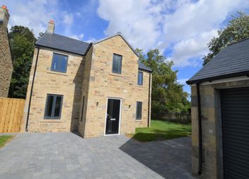 Thumbnail 4 bed detached house for sale in Main Road, Stocksfield
