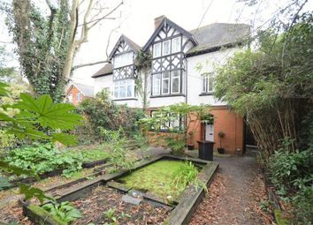 Thumbnail 1 bed detached house for sale in Ashley Road, Walton-On-Thames, Surrey