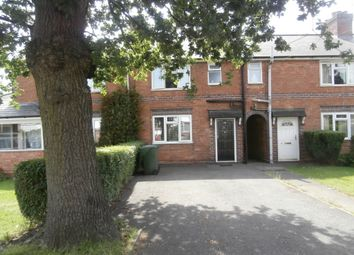 Thumbnail 3 bed terraced house for sale in Shawhurst Lane, Hollywood, Birmingham