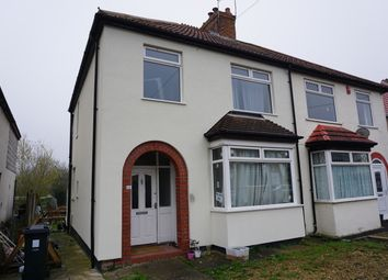 Thumbnail 3 bed semi-detached house to rent in Pembroke Road, Kingswood