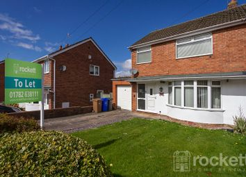 Thumbnail 4 bed semi-detached house to rent in Earlsbrook Drive, Trentham, Stoke On Trent, Staffordshire