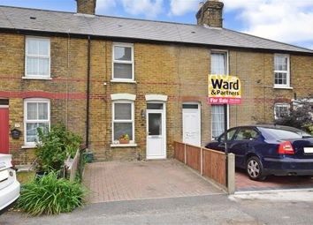 Thumbnail 2 bed terraced house for sale in Mayers Road, Walmer, Deal, Kent